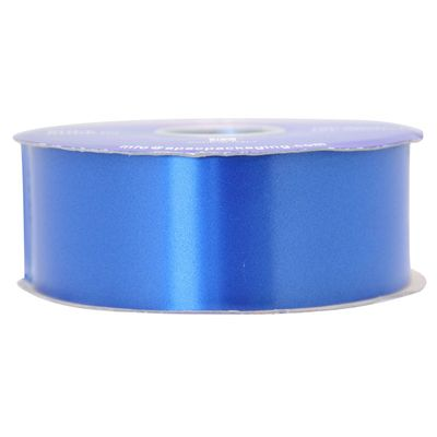 Royal Blue Polypropylene Ribbon