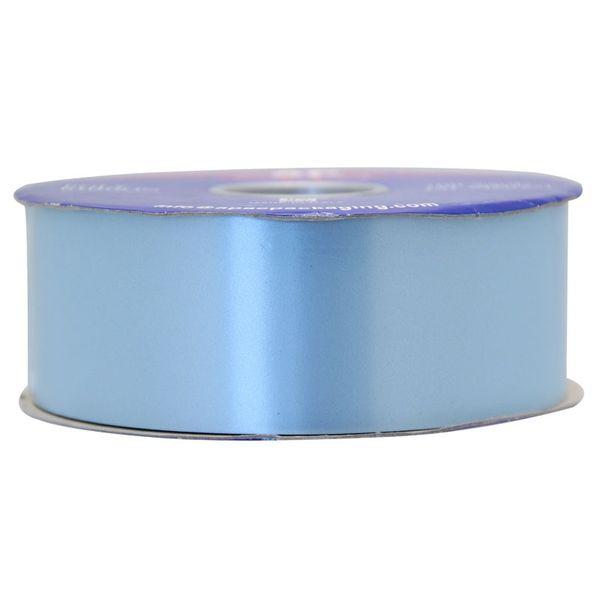 Pale Blue Polypropylene Ribbon