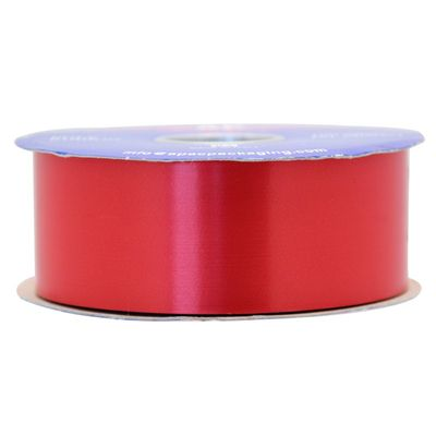 Super Red Polypropylene Ribbon