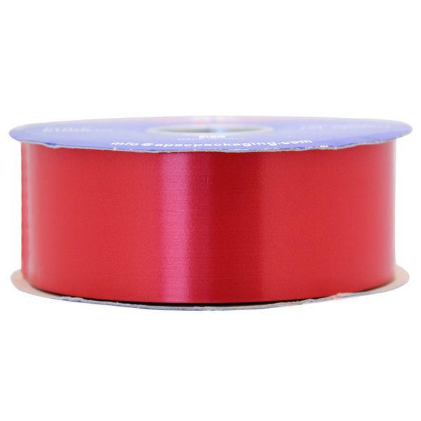 Red Polypropylene Ribbon