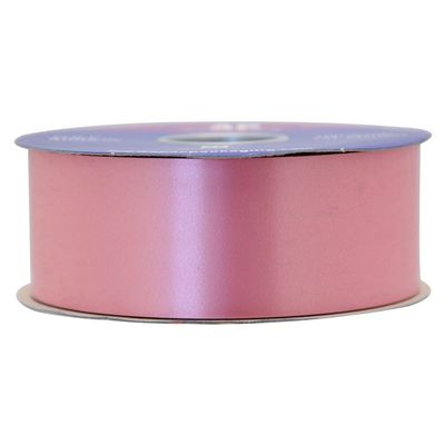 Pink Polypropylene Ribbon