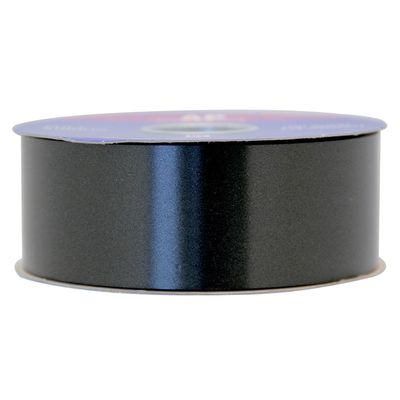 Black Polypropylene Ribbon
