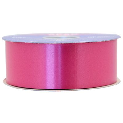 Cyclamen Polypropylene Ribbon