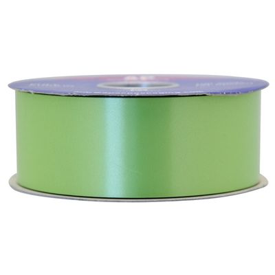 Lime Green Polypropylene Ribbon