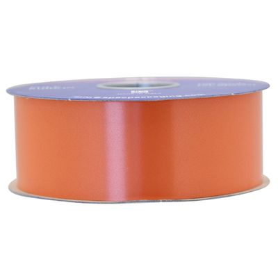 Orange Polypropylene Ribbon