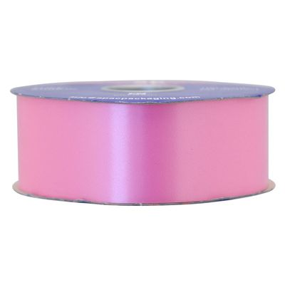 Rose Polypropylene Ribbon