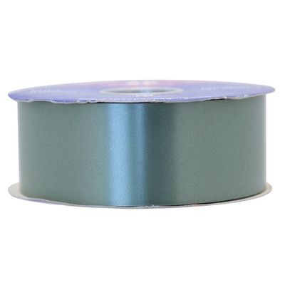 Teal Green Polypropylene Ribbon