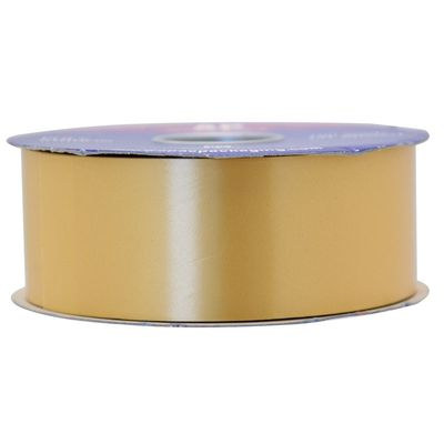 Gold Polypropylene Ribbon