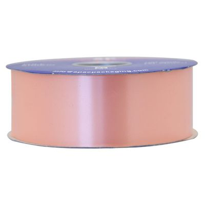 Salmon Polypropylene Ribbon