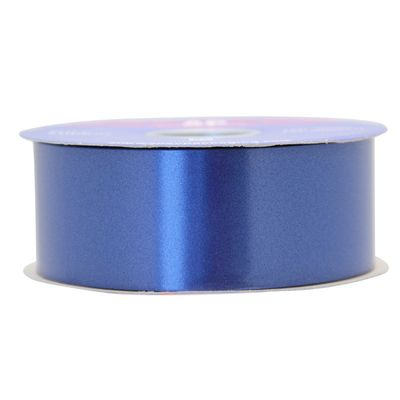 Navy Blue Polypropylene Ribbon