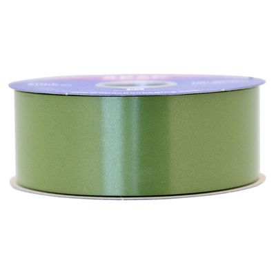 Moss Green Polypropylene Ribbon