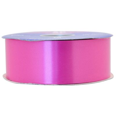 Cerise Polypropylene Ribbon