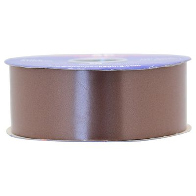 Brown Rowena Polypropylene Ribbon
