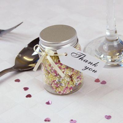 Snowies Mini Jar