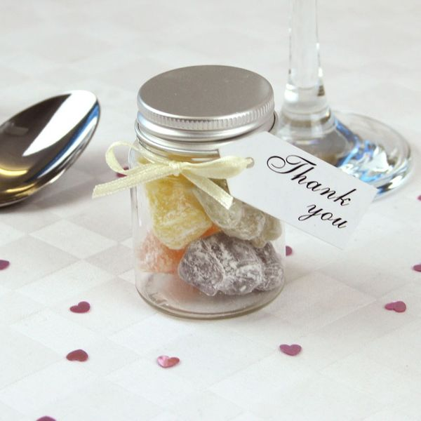 Jelly Babies Mini Jar