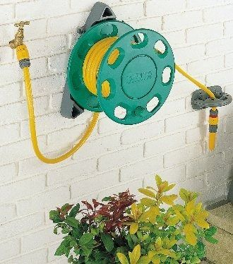 Hozelock 30m Wall Mounted Reel 2420