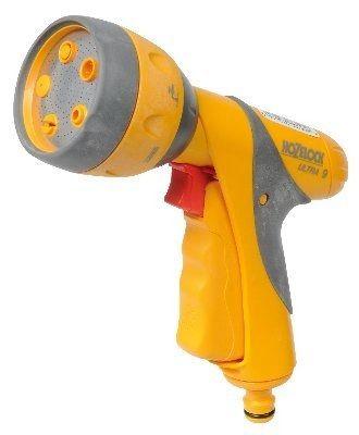 Hozelock Ultra 9 Adjustable Nozzle Gun 2684
