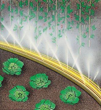 Hozelock Sprinkler Hose (7.5mm) 6755