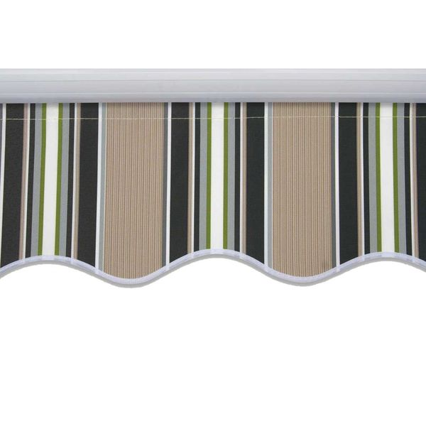 Gablemere Ascot 3m Awning 4341 - Fabric