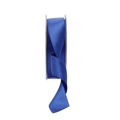 25mm Satin Ribbon Royal Blue
