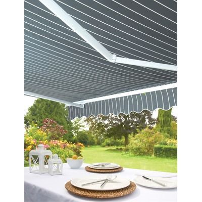 Gablemere Berkeley 3m Awning 4346 - Extended