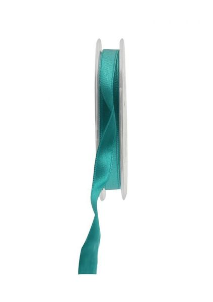 10mm Satin Ribbon Teal