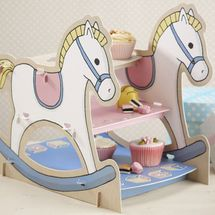 Rock A Bye Baby Cake Stand
