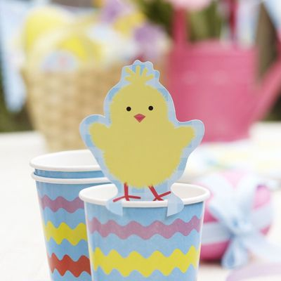 Little Chick Cup Decoration