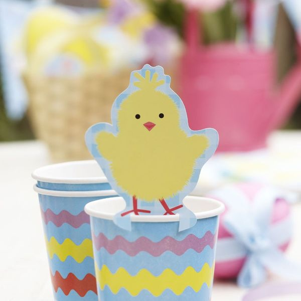 Little Chick Cup Decoration