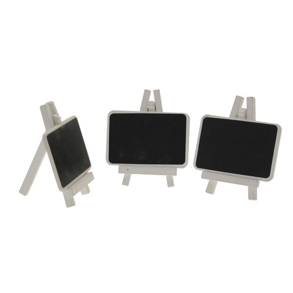Chalkboard Placecards in White
