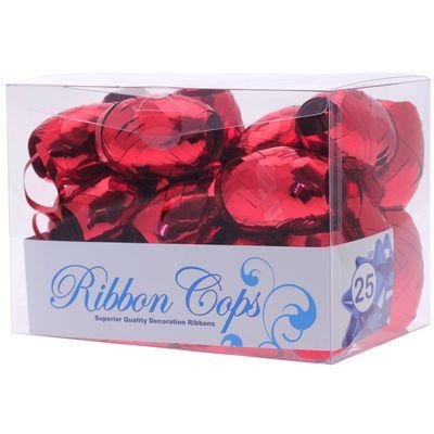 Metallic Red Ribbon