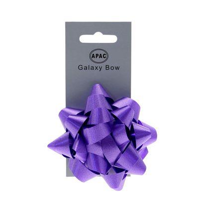 Purple Sticky Bow