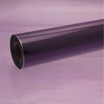Purple Honeycomb Film
