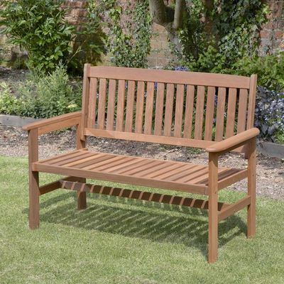 Kingfisher 2 Seater Bench