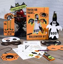Happy Halloween Trick or Treat Halloween Activity Pack