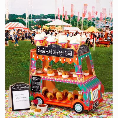 Gourment Food Stand