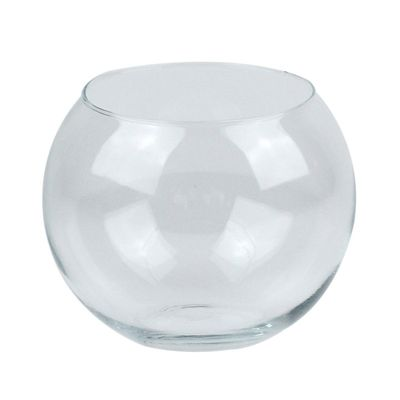 6 Inch Bubble Bowl Vase