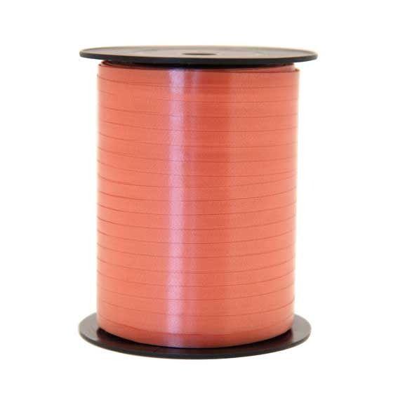 Orange Curling Ribbon