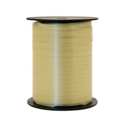 Light Yellow Curling Ribbon