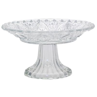 Small Vintage Style Cake Plate