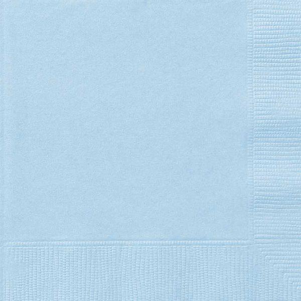 Baby Blue Paper Napkin