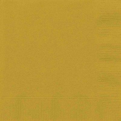 Gold Paper Napkin