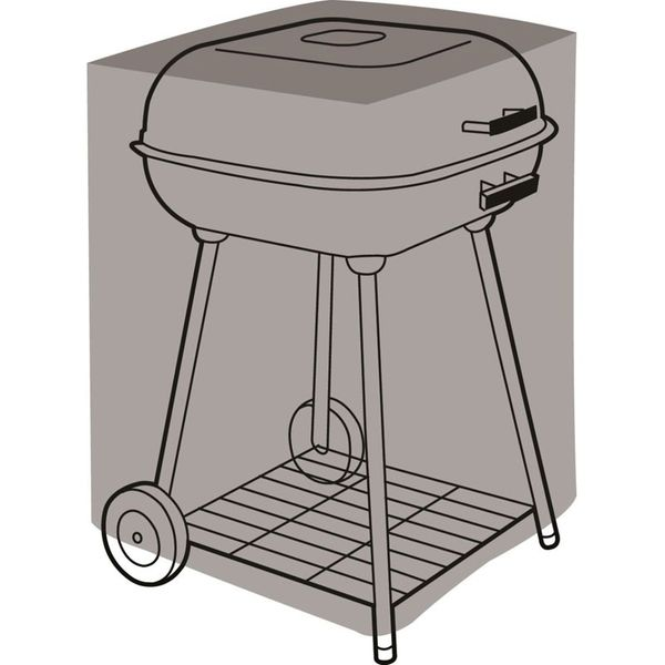 Garland Small Classic Barbecue Cover - Cover on BBQ