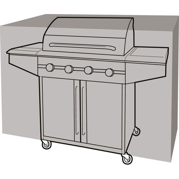 Garland Extra Large Barbecue Cover - Cover over BBQ