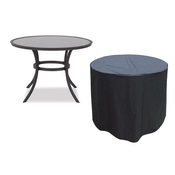 Garland 4 Seater Round Furniture Cover