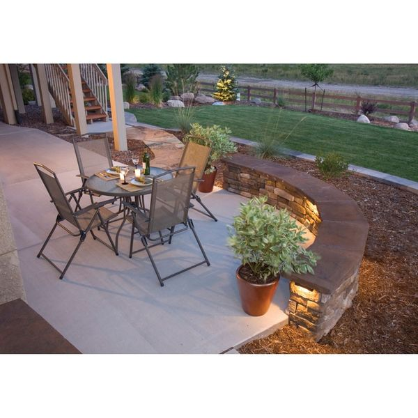 Garland 4 Seater Round Patio Set Cover - Furniture only