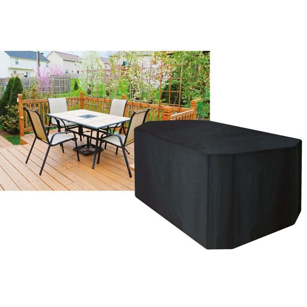 Garland 4 Seater Rectangular Furniture Set Cover