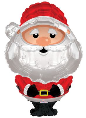 Santa Shape Christmas Balloon