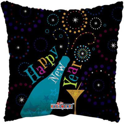 Happy New Year Champagne Balloon