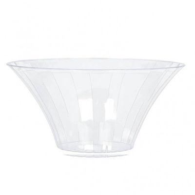 23cm Acrylic Flared Vase
